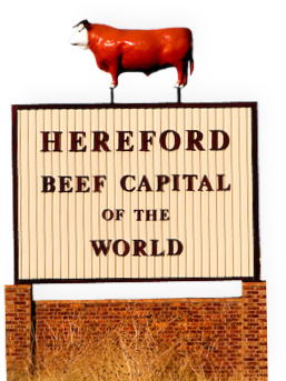 Hereford Beef Capital of the world