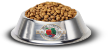 Fromm bowl of dog food