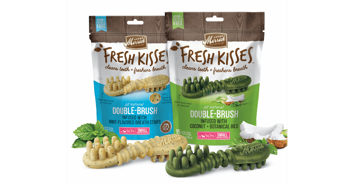 Natural Dental Treats For Dogs