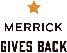 Merrick Gives Back