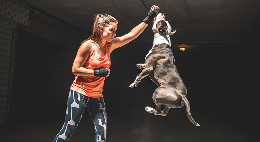 How Your Pet Can Help with Your Fitness Goals