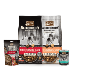Backcountry Raw Infused Packaging