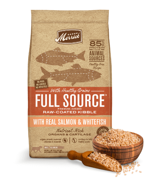 Full Source With Healthy Grains With Real Salmon and Whitefish