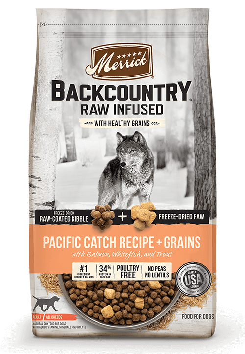 Merrick Backcountry Pacific Catch Recipe