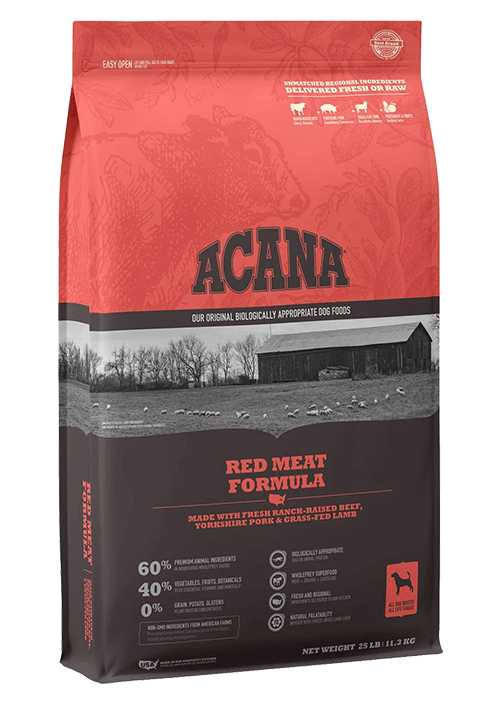 Acana Red Meat Formula
