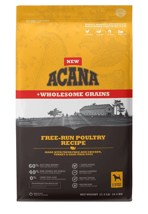 Acana Poultry Recipe