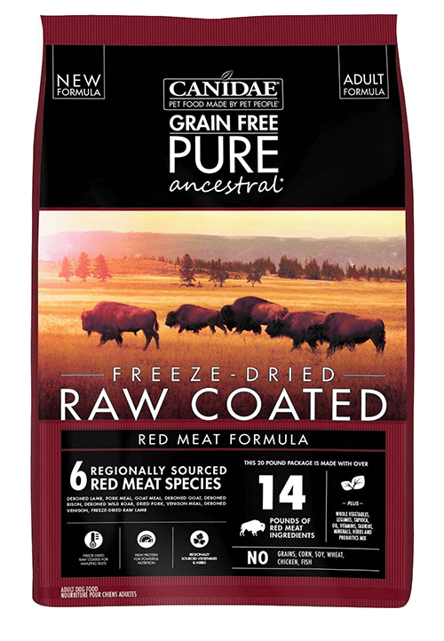 Canidae Pure Ancestral Red Meat Formula