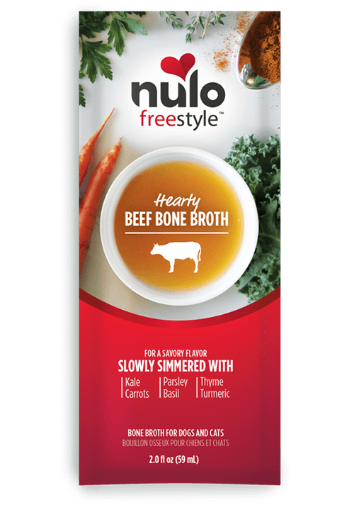Nulo Freestyle Beef Bone Broth