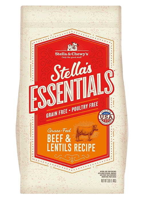 Stella and Chewys Essentials Beef Recipe