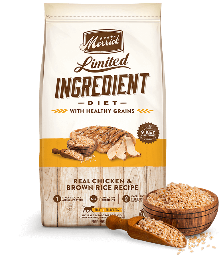 Limited Ingredient Diet Chicken with Sweet Potato Dry Dog Food