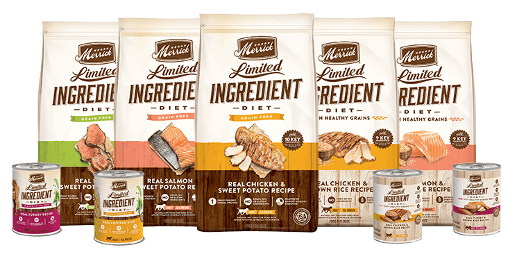 Merrick Limited Ingredient Dry Dog Food Recipes