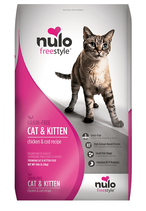 nulo freestyle chicken recipe for cats